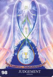 archangel sandalphon tarot